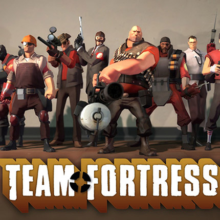 军团要塞2(Team Fortress 2)