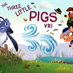 三只小豬VR(Three Little Pigs VR)
