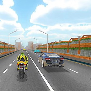 高速競速摩托VR(VR Highway Speed Moto Ride)