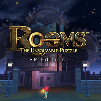 密室:无解之谜(Rooms: The Unsolvable Puzzle)